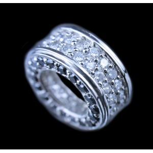 男 手作り ペンダント トップ ヘッド プラチナ Pt900 ダイヤモンド ダイヤ  ブラックダイヤ dia ラウンド サークル 輪 ETERNITY エタニティ リング メンズ 新品|alliegold|02