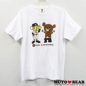トラッキー×武藤べアー コラボTシャツ|alljapan