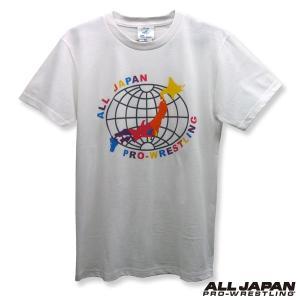 (50%OFF) アメトーーク!×全日本プロレス コラボTシャツ ホワイト|alljapan