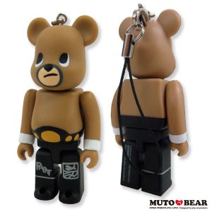 (50%OFF) 武藤ベアー BE@RBRICK|alljapan