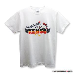 HELLO KITTY × KENSOコラボ Tシャツ ホワイト|alljapan
