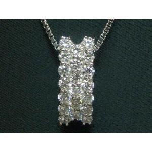 PT プラチナダイヤ ペンダント ネックレス alljewelry