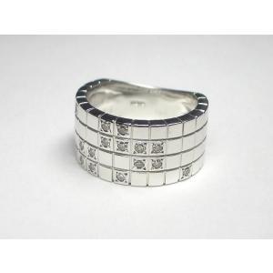 K18WGダイヤ リング alljewelry