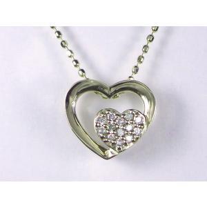 K18YGダイヤ ペンダント ネックレス|alljewelry