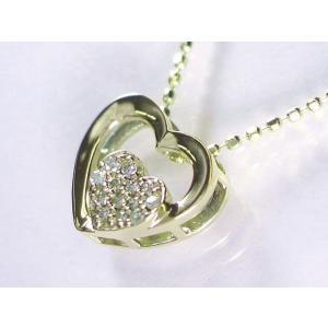 K18YGダイヤ ペンダント ネックレス|alljewelry|03
