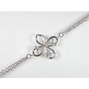 K10WGダイヤブレスレット|alljewelry
