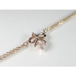 K10PGダイヤブレスレット|alljewelry