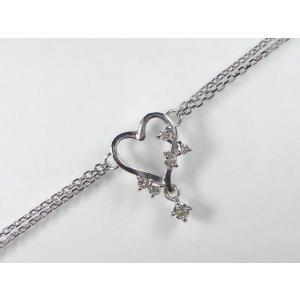 K10WGダイヤブレスレット|alljewelry|02