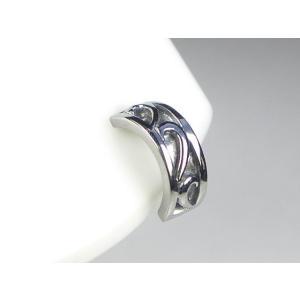 K14WG地金メンズ ピアス alljewelry 03