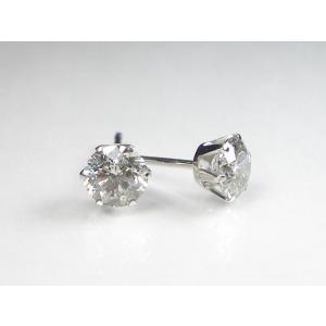 PTダイヤスタッド ピアス 1.0CT|alljewelry