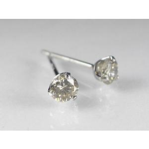 PTダイヤスタッド ピアス 0.2CT|alljewelry