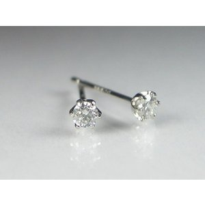 PTダイヤスタッド ピアス 0.1CT|alljewelry|02