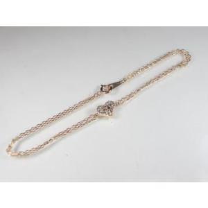 K10PG ピンクゴールド ダイヤモンド ブレスレット|alljewelry