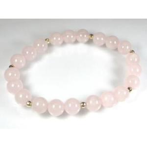 ローズクォーツ ブレスレット|alljewelry