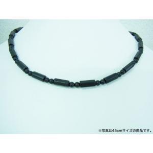 ブラックシリカ ネックレス ブリリアンSV [45cm] 厚生労働省認可医療機器ジュエリー (認証番号:223AKBZX00189000) alljewelry 06