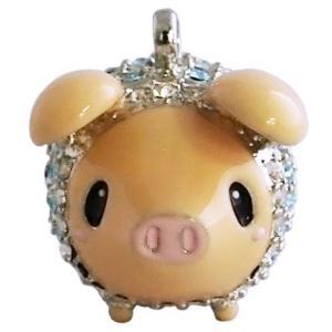 【モンスターハンター】プーギー ジュエリーストラップ|alljewelry