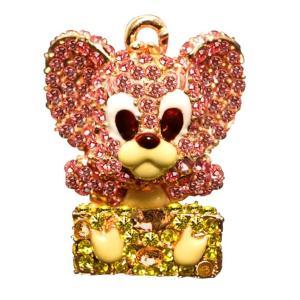 Tom&Jerry ジュエリーストラップ Jerry|alljewelry