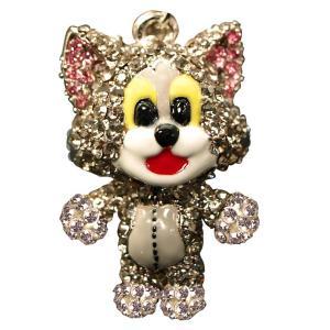 Tom&Jerry ジュエリーストラップ Tom|alljewelry