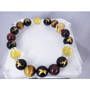 0.01CTダイヤモンド 天然石ブレスレット alljewelry