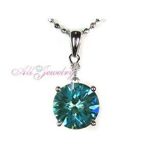 キャンディカラー'巨峰' ミスティックCZ& 天然 ダイヤモンドラウンド ペンダント トップ【数量限定セール】|alljewelry