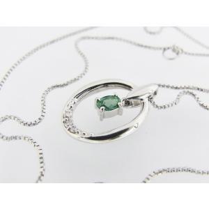 天然アレキサンドライト ストーンチャーム ペンダントネックレス|alljewelry
