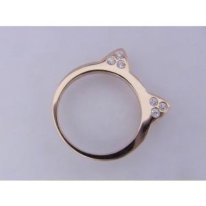 【mimiring】ミミリング プレミアム(18KPG×ダイヤモンド)|alljewelry|02