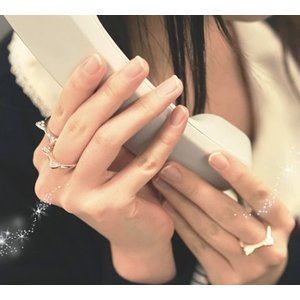 【mimiring】ミミリング プレミアム(18KPG×ダイヤモンド)|alljewelry|06