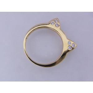 【mimiring】ミミリング プレミアム(18KYG×ダイヤモンド) alljewelry