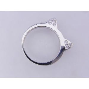 【mimiring】ミミリング プレミアム(PT×ダイヤモンド)|alljewelry