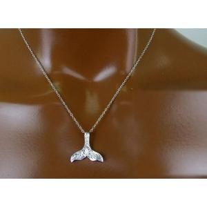 ハワイアンジュエリー シルバー ペンダントトップ 「ホエールテール カッティング」|alljewelry