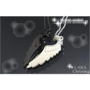 ララクリスティー LARA Christie ヴィクトリア ペアペンダント [PAIR Label] 【送料無料】【即納】【ペアジュエリー】【ペアア|alljewelry