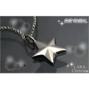 ララクリスティー LARA Christie ステラ ネックレス [ BLACK Label ブラックレーベル] 【送料無料】【即納】【プレゼントに|alljewelry