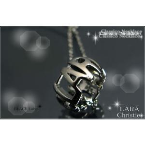 ララクリスティー LARA Christie クラシコ ネックレス [ BLACK Label ブラックレーベル] 【送料無料】【即納】【プレゼント|alljewelry