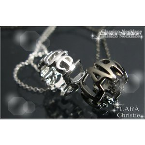 ララクリスティー LARA Christie クラシコ ペアネックレス [ PAIR Label ペアレーベル] 【送料無料】【即納】【ペアジュエリ|alljewelry