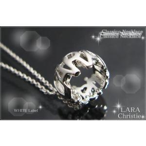 ララクリスティー LARA Christie クラシコ ネックレス [ WHITE Label ホワイトレーベル] 【送料無料】【即納】【プレゼント|alljewelry