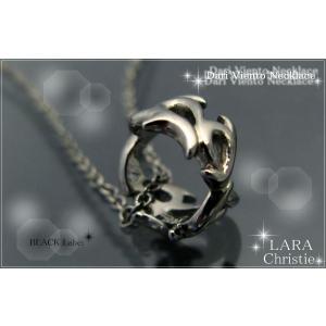 ララクリスティー LARA Christie ダリビエント ネックレス [ BLACK Label ブラックレーベル] 【送料無料】【即納】【プレゼ|alljewelry