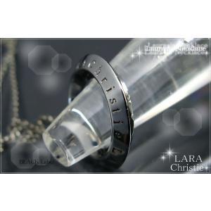 ララクリスティー LARA Christie ローラシア ネックレス [ BLACK Label ブラックレーベル] 【送料無料】【即納】【プレゼン|alljewelry