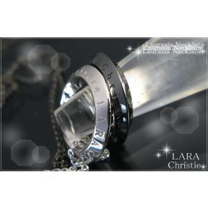 ララクリスティー LARA Christie ローラシア ペアネックレス [ PAIR Label ペアレーベル] 【送料無料】【即納】【ペアジュエ|alljewelry