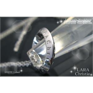 ララクリスティー LARA Christie ローラシア ネックレス [ WHITE Label ホワイトレーベル] 【送料無料】【即納】【プレゼン|alljewelry