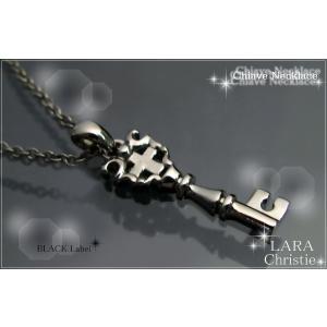 ララクリスティー LARA Christie キアーヴェ ネックレス [ BLACK Label ブラックレーベル] 【送料無料】【即納】【プレゼン|alljewelry