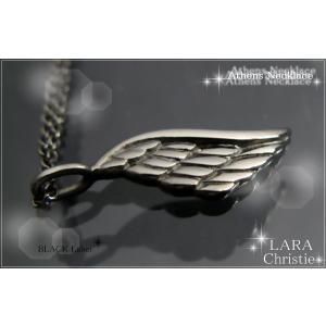 ララクリスティー LARA Christie アテネ ネックレス [ BLACK Label ブラックレーベル] 【送料無料】【即納】【プレゼントに|alljewelry