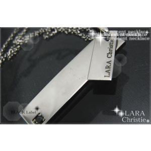 ララクリスティー LARA Christie イノセント ネックレス [ BLACK Label ブラックレーベル] 【送料無料】【バレンタインデー|alljewelry