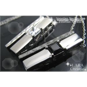 ララクリスティー LARA Christie ヴェネチアンペアネックレス [PAIR Label] 【送料無料】【即納】【ペアジュエリー】【ペアアク|alljewelry