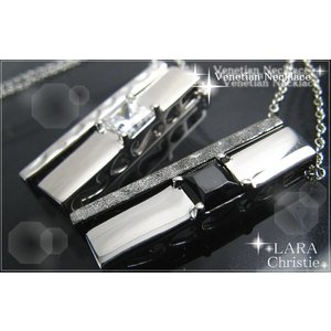 ララクリスティー LARA Christie ヴェネチアンペアネックレス [PAIR Label] 【送料無料】【即納】【ペアジュエリー】【ペアアク|alljewelry|02