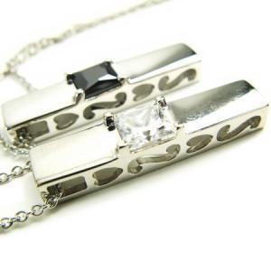 ララクリスティー LARA Christie ヴェネチアンペアネックレス [PAIR Label] 【送料無料】【即納】【ペアジュエリー】【ペアアク|alljewelry|04