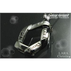 ララクリスティー LARA Christie リンケージ ネックレス [BLACK Label] 【送料無料】【即納】【バレンタインデーのプレゼント|alljewelry