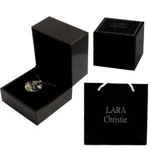 ララクリスティー LARA Christie ロマンス ネックレス[ BLACK Label ブラックレーベル] 【送料無料】【即納】【クリスマスプ|alljewelry|06