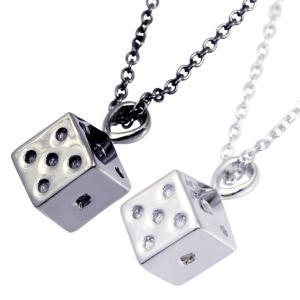 ララクリスティー LARA Christie ディスティニーダイス ペアネックレス [ PAIR Label ペアレーベル ]  【送料無料】【20|alljewelry