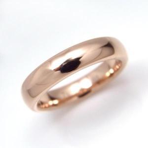 タングステン リング 4.0mm幅 ピンク 21号【即納】【限定セール】|alljewelry