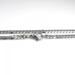 ステンレス チェーン キヘイ 6面 [幅3.3mm]【即納】|alljewelry